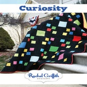 Image of curiosity quilt pattern #109 (PDF VERSION)