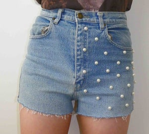 Image of Pearly Vintage Shorts