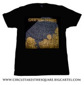 """Image of """"Pyramids in Cloth"""" Shirt"""