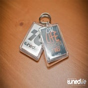 Image of Tuned-Life Keychains