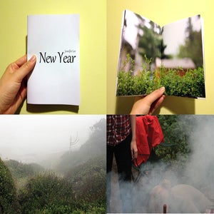 Image of New Year: photo zine