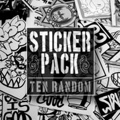 Image of Sticker Pack - Ten Random