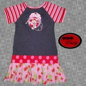 Image of **SOLD OUT** Strawberry Shortcake Dress - Size 7/8