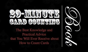 Image of 29 Minute Card Counting E-Book by Ben & Colin