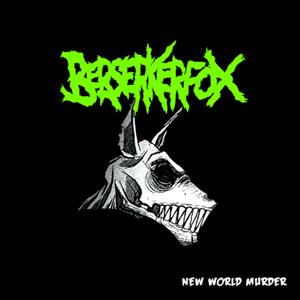 Image of New World Murder (EP) 2012
