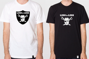 Image of LESS is LESS Raider Shirt