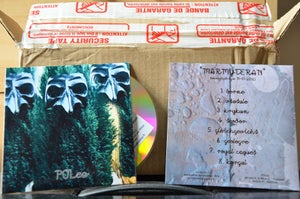 """Image of CD-r """"MARMYTERAN"""" (shipping included, USA & other countries)"""