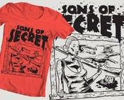 Image of T-shirt Zombies Slayer Girl
