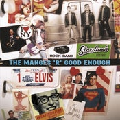 "Image of The Manges ""The Manges 'R' Good Enough"" REMASTERED LP!"