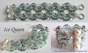 Image of Ice Queen Cuff