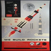 Image of We Build Rockets Poster