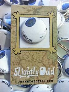 Image of Eyeball Pin