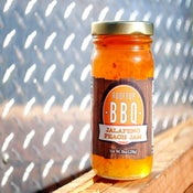 Image of Rooftop BBQ - Jalapeno Peach Jam