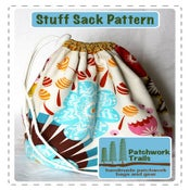 Image of Stuff Sack Sewing Pattern