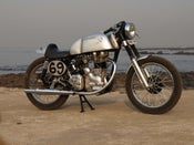 Image of Royal Enfield Cafe Racer Kit