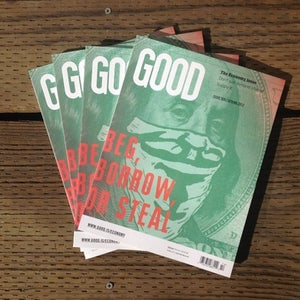 Image of Issue 026: Beg, Borrow, Steal