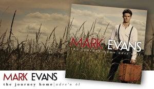 Image of Mark Evans Album Poster
