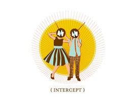 "Image of Intercept ""Astronauts"" Tee"