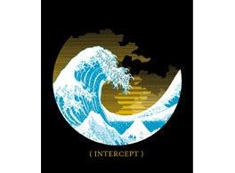 """Image of Intercept """"Big Wave"""" Tee"""