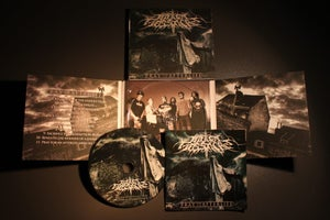 Image of THE JULIET MASSACRE - PRAY FOR AN AFTERLIFE - DIGI CD