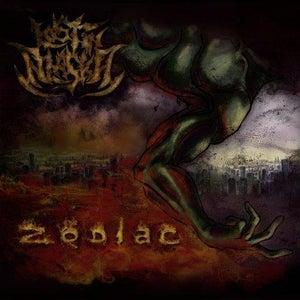 Image of LOST IN ALASKA - ZODIAC - CD