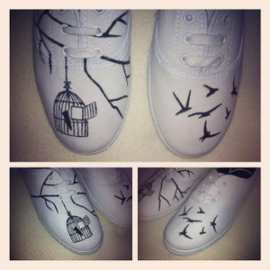 Image of Birdcage - Shoes