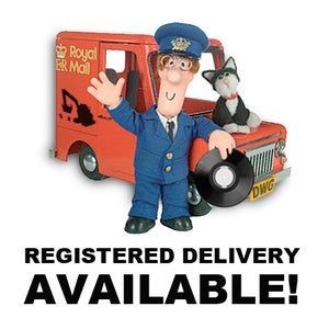 Image of Registered delivery (optional/recommended)