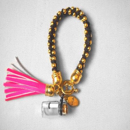 """Image of """"Neon Pink"""" W.I.S.H Bracelet"""