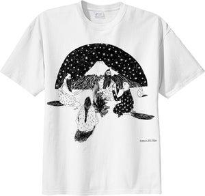 Image of Little Fukushima T-shirt by Bianca Argimon