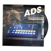 Image of ADS — Debut EP Vinyl