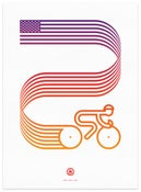 Image of Ride America Poster