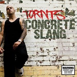 "Image of TORNTS ""Concrete Slang"" CD"