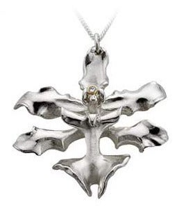 Image of Dendrobium Orchid Necklace