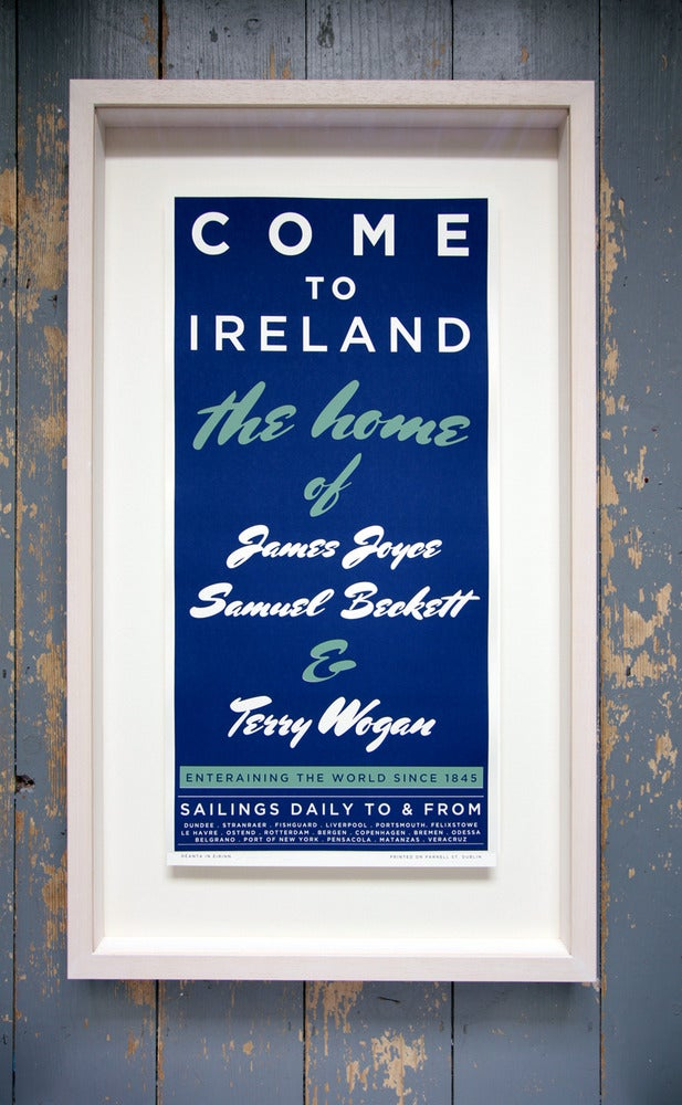 Image of COME TO IRELAND - WOGAN