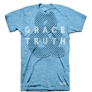 Image of Grace & Truth - Blue