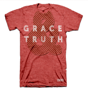 Image of Grace & Truth - Red
