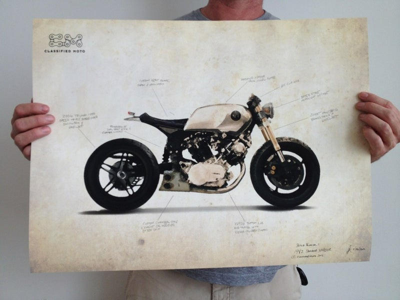 Image of Moto Build Request
