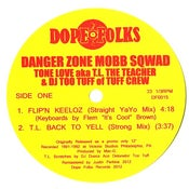 Image of DANGER ZONE MOBB SQWAD ***SOLD OUT***