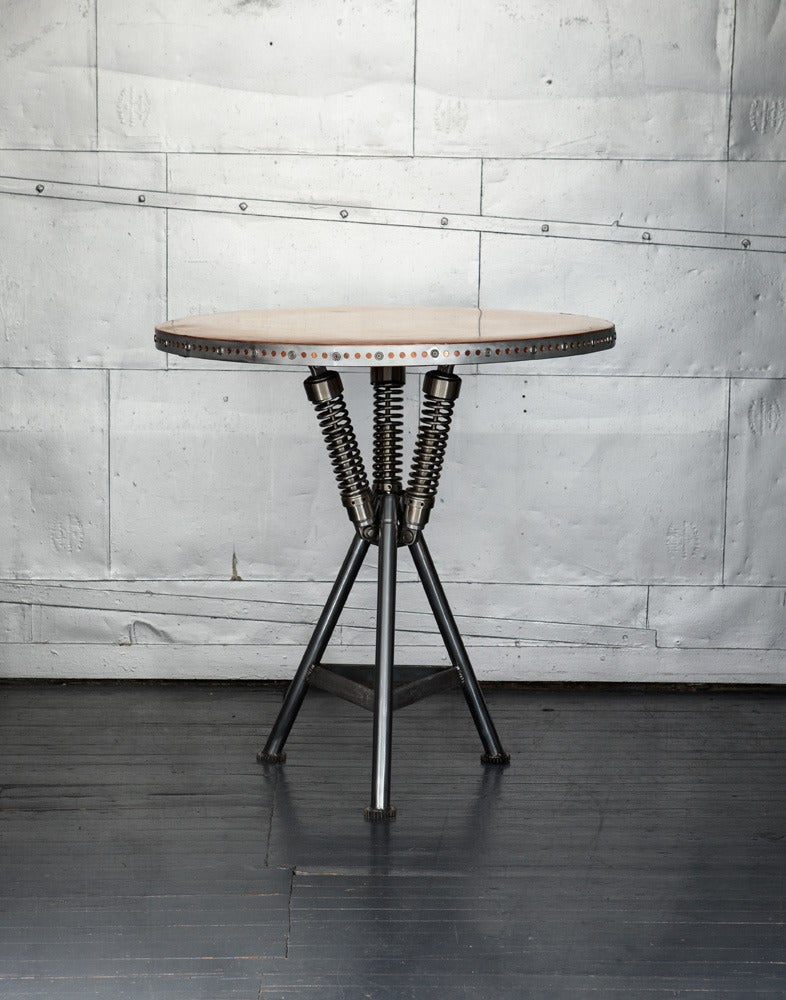 Image of Classified Moto Café Table