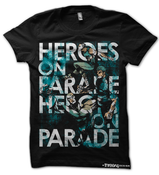 Image of Heroes On Parade Heroes Shirt