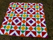Image of Jell-O Jiggler Quilt Pattern