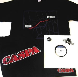 Image of DP050 :: Caspa: Fulham 2 Waterloo Dub Plate Box Set