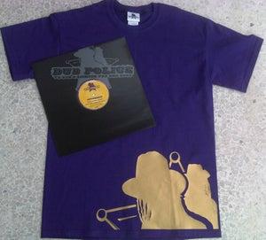 Image of DP051 :: Antiserum: Front Line Purple/Gold Logo Pack