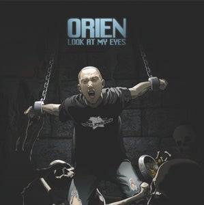 Image of DP016 :: Orien: Look At My Eyes E.P