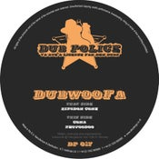Image of DP017 :: Dubwoofa: Kingdom Come / Coma / Neovoodoo