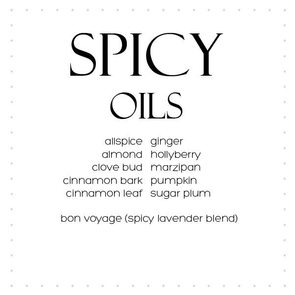 Image of Oils Spicy