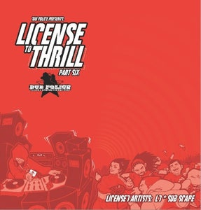 Image of DP025 :: License To Thrill Part 6: Various Artists