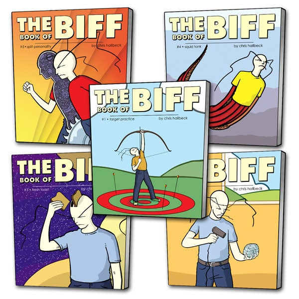 Image of The Book of Biff multipack