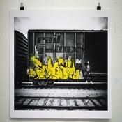 Image of RailBox Yellow