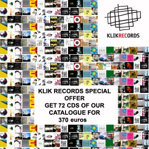 Image of CHRISTMAS OFFER - 72 CDS for 370 euros.